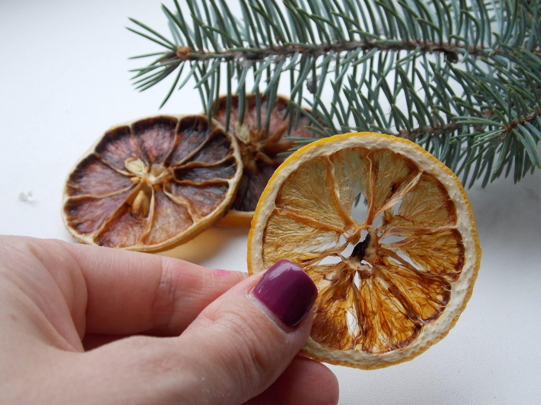 20 dried lemon slices dried fruit Christmas decorNaturally Dried lemon natural & 20 dried lemon slices dried fruit Christmas decorNaturally Dried ...