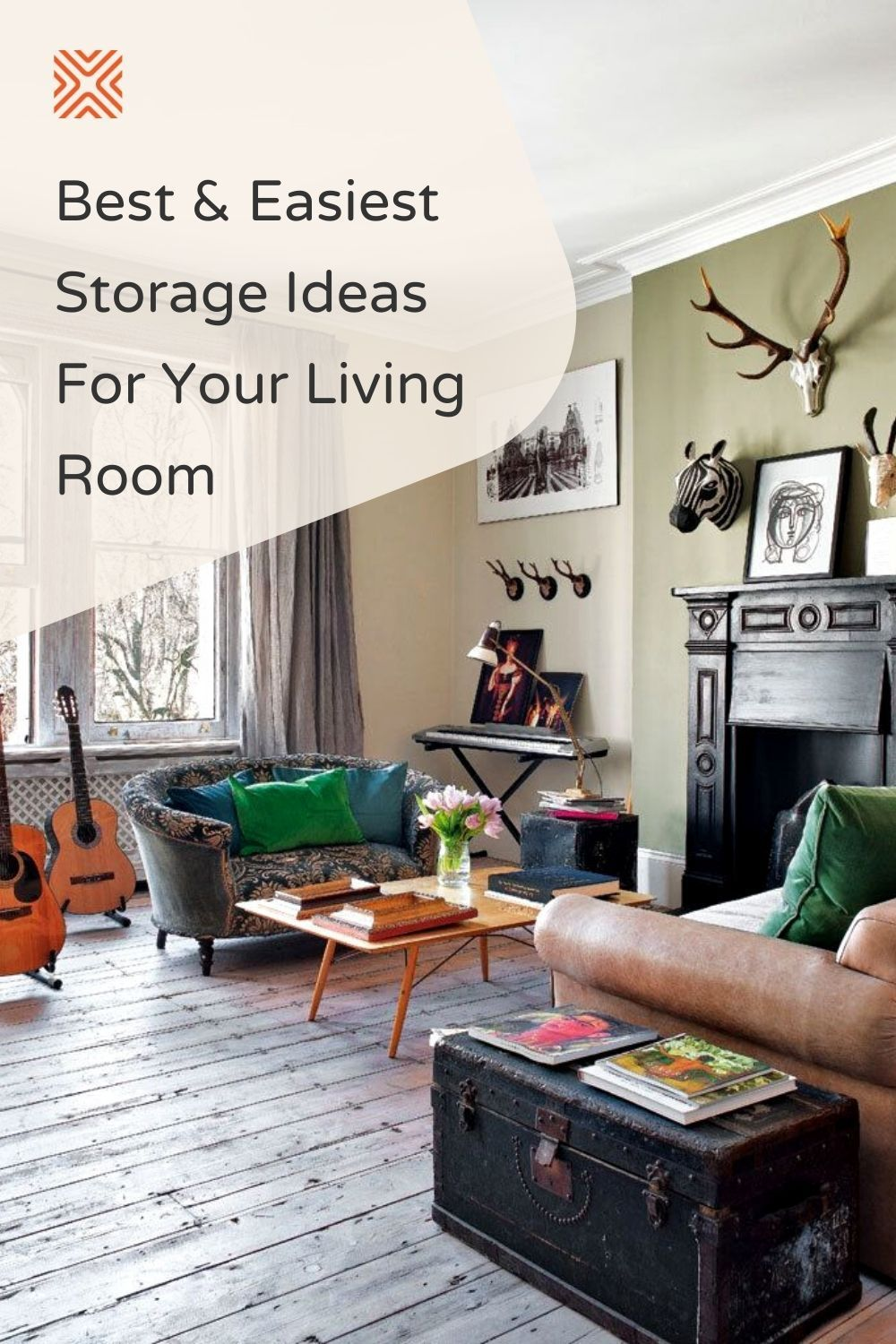 7 Clever Living Room Storage Ideas For Your Home In 2020 Li