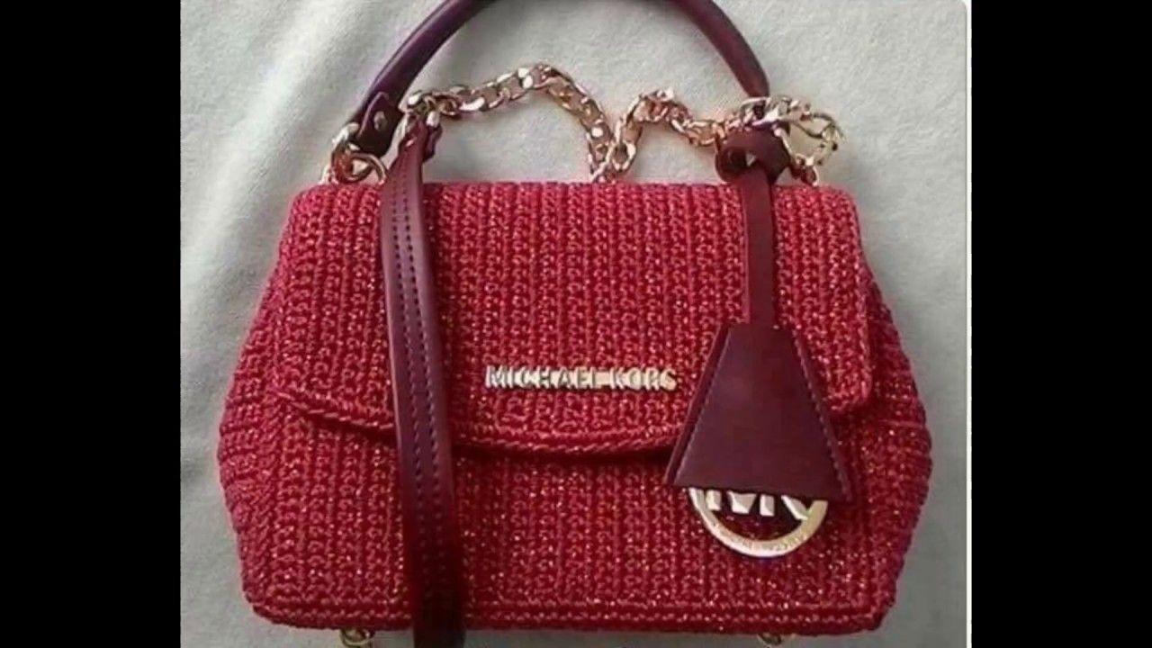 Hướng dẫn móc túi MK - P1 | Bags | Pinterest