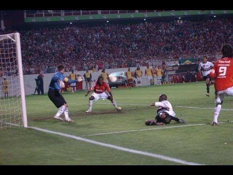 Internacional 2 X 2 Sao Paulo Copa Libertadores 2006 Final 2ª Jogo Libertadores Da America Finais Gol