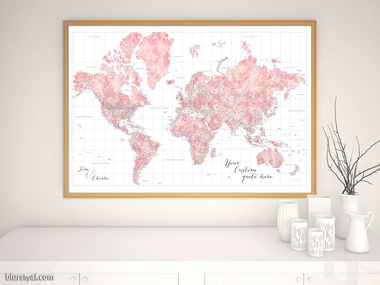 The most detailed world map you'll find, a designer world ... Designer World Map on world map tester, world map costume, world map dresses, world map size, world map vintage, world map modern, world map business, world map gold, world map bedroom decor, world map retail, world map illustrator, world map cook, world map color, world map creator, world map sports, world map rain, world map photography, world map teacher, world map design, world map name,