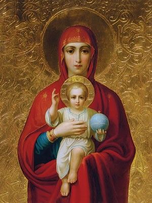 Mother of God of Valaam