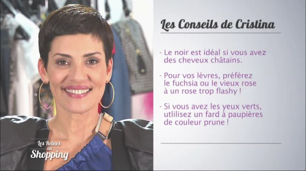 Les conseils mode de Cristina Cordula  be52f774c05
