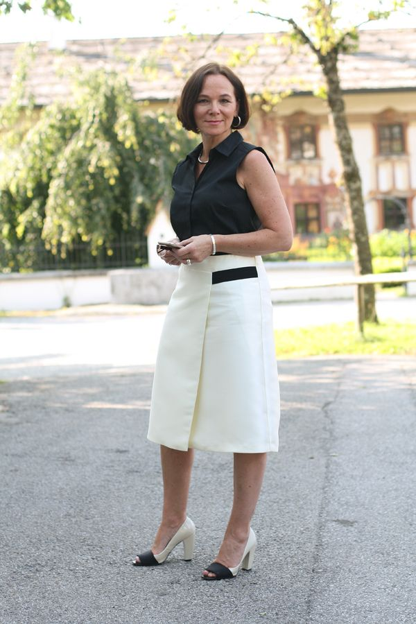 What To Wear In The Office In Summer  Fashion Over 50 -1101