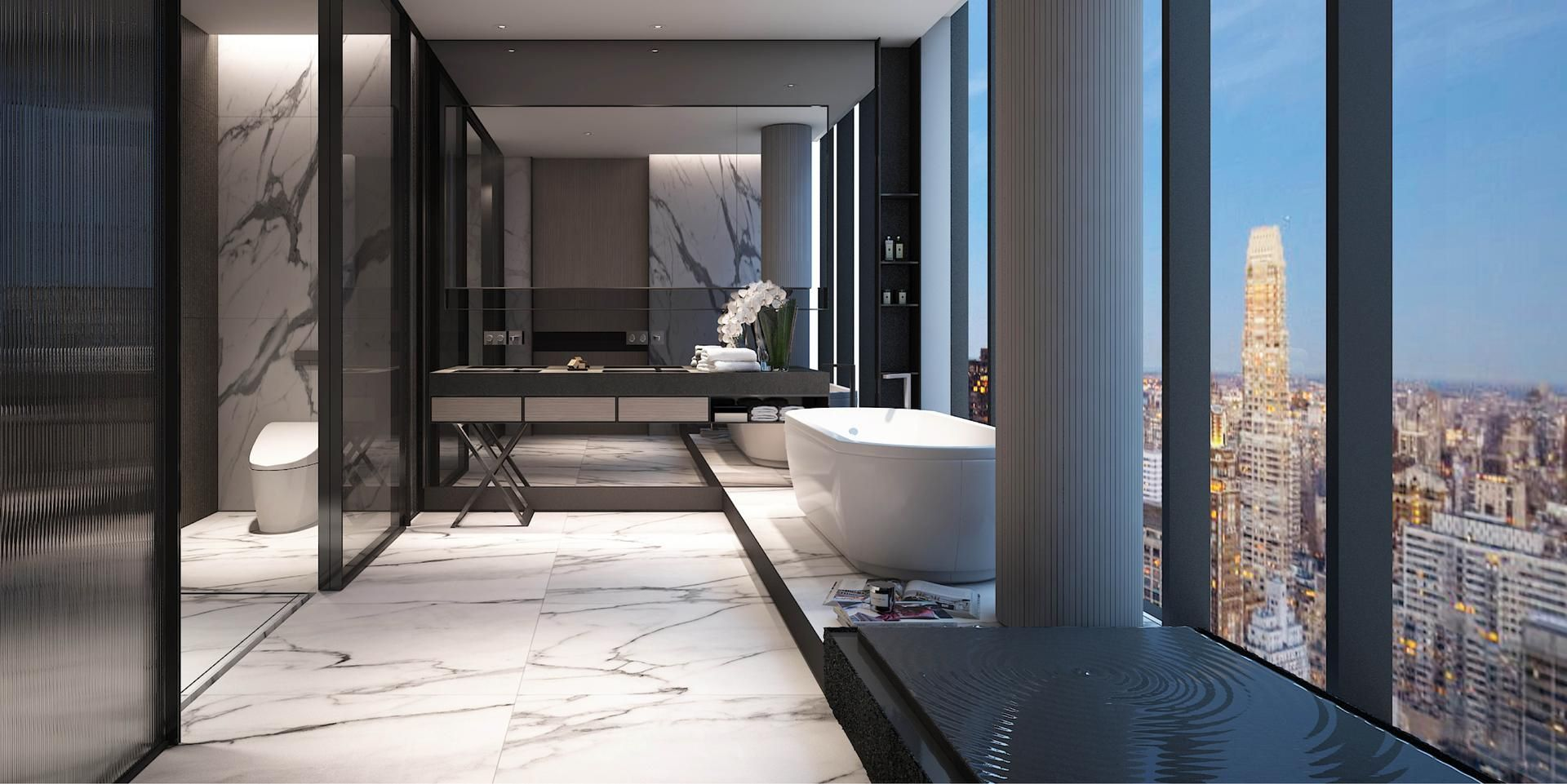 Pin By Jeremy On Tham Khảo Bathroom Inspiration Modern Restroom Design Bathroom Interior