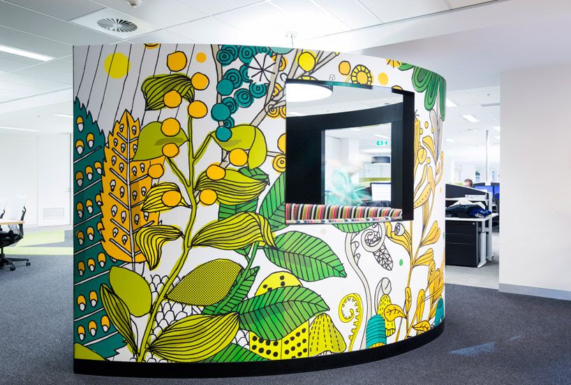 planos low cost: Unas oficinas divertidas / Funny offices | PLC ...