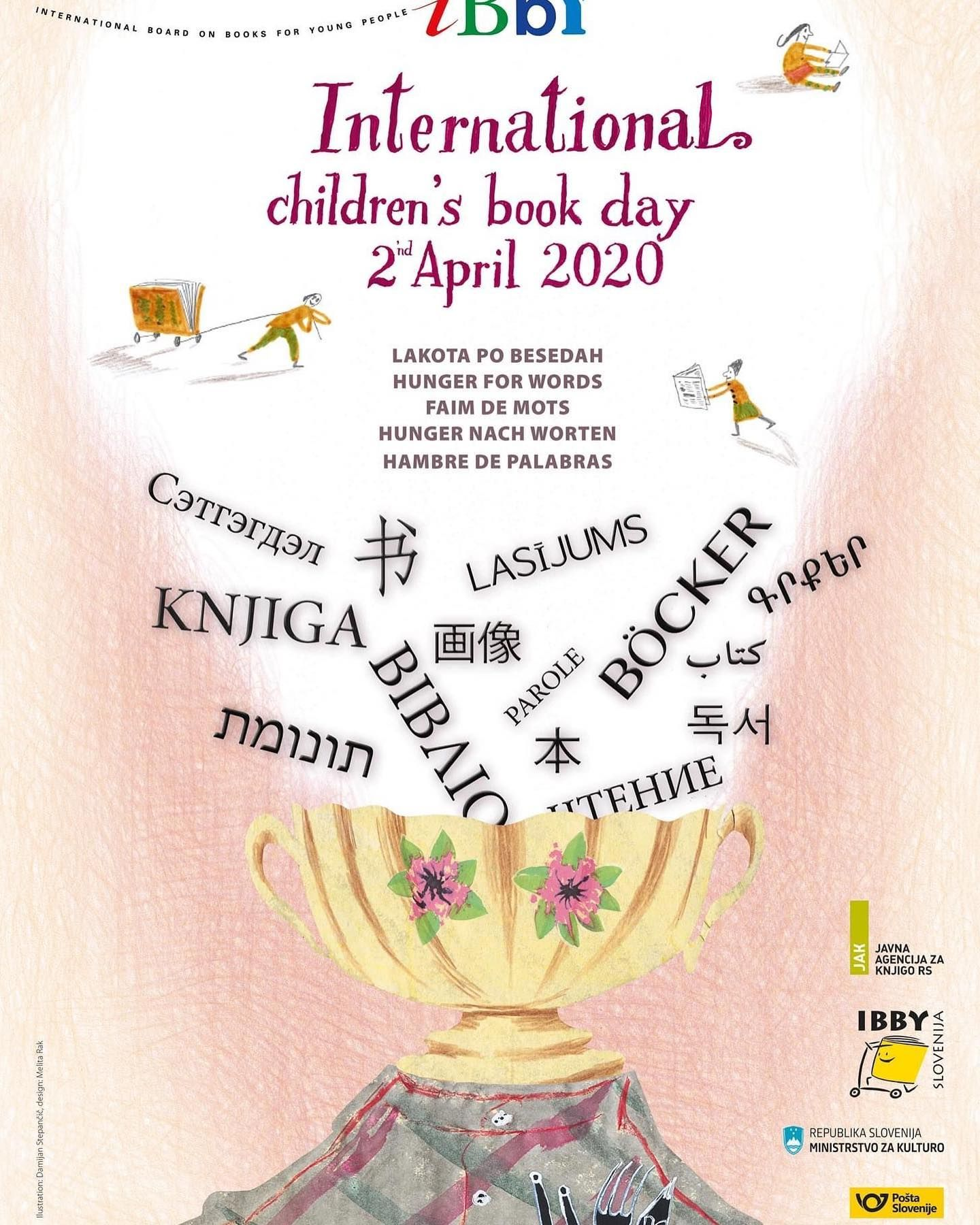Https Www Ibby Org Awards Activities Activities International Childrens Book Day Libraries Librarians Librarianshi Childrens Books Usborne Books Childrens