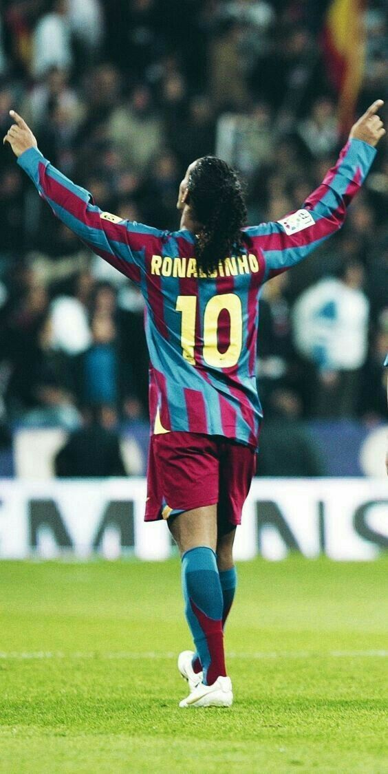 Wallpaper Ronaldinho Ronaldo Football Best Football Players Barcelona Soccer