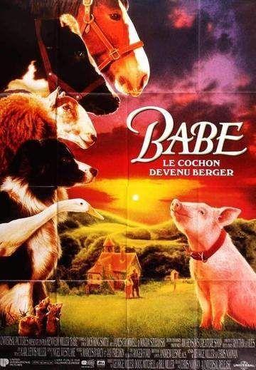Babe 1995 Babe 1995 Family Movies Original Movie Posters