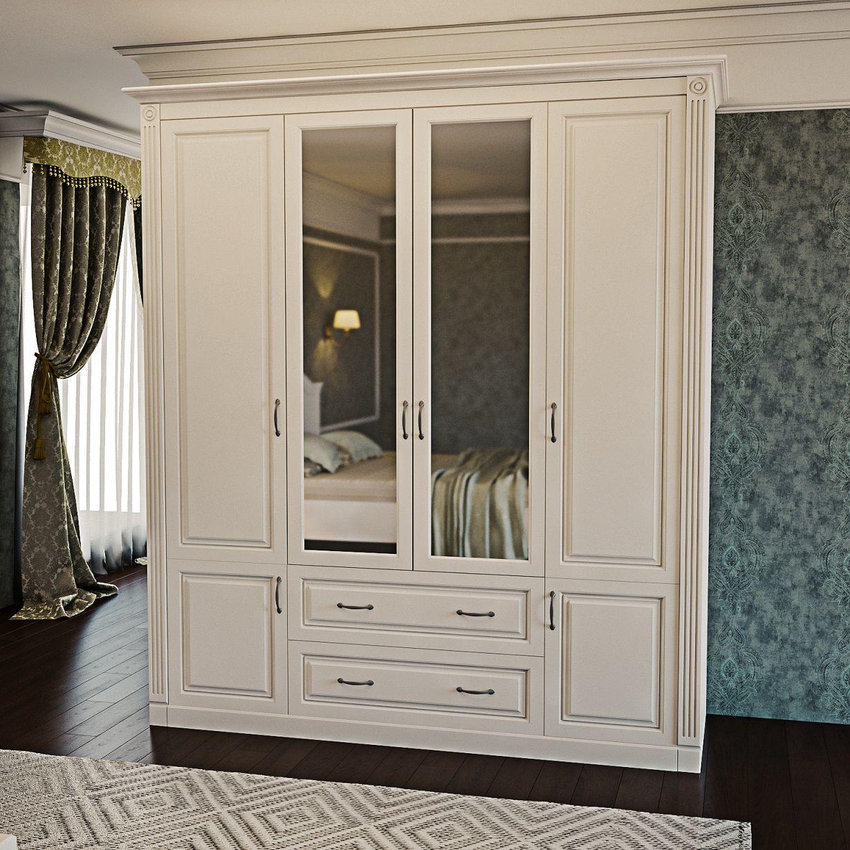Шкафы классика с распашными дверями или шкафы купе? Как выбрать