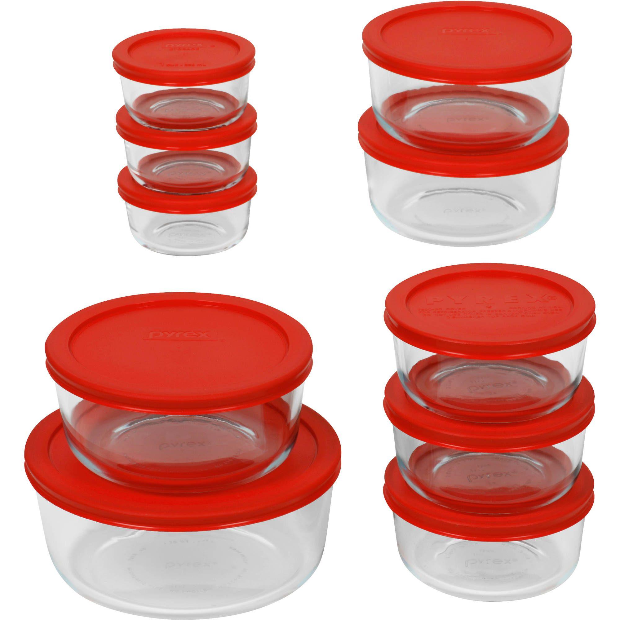 Pyrex Storage Plus Set