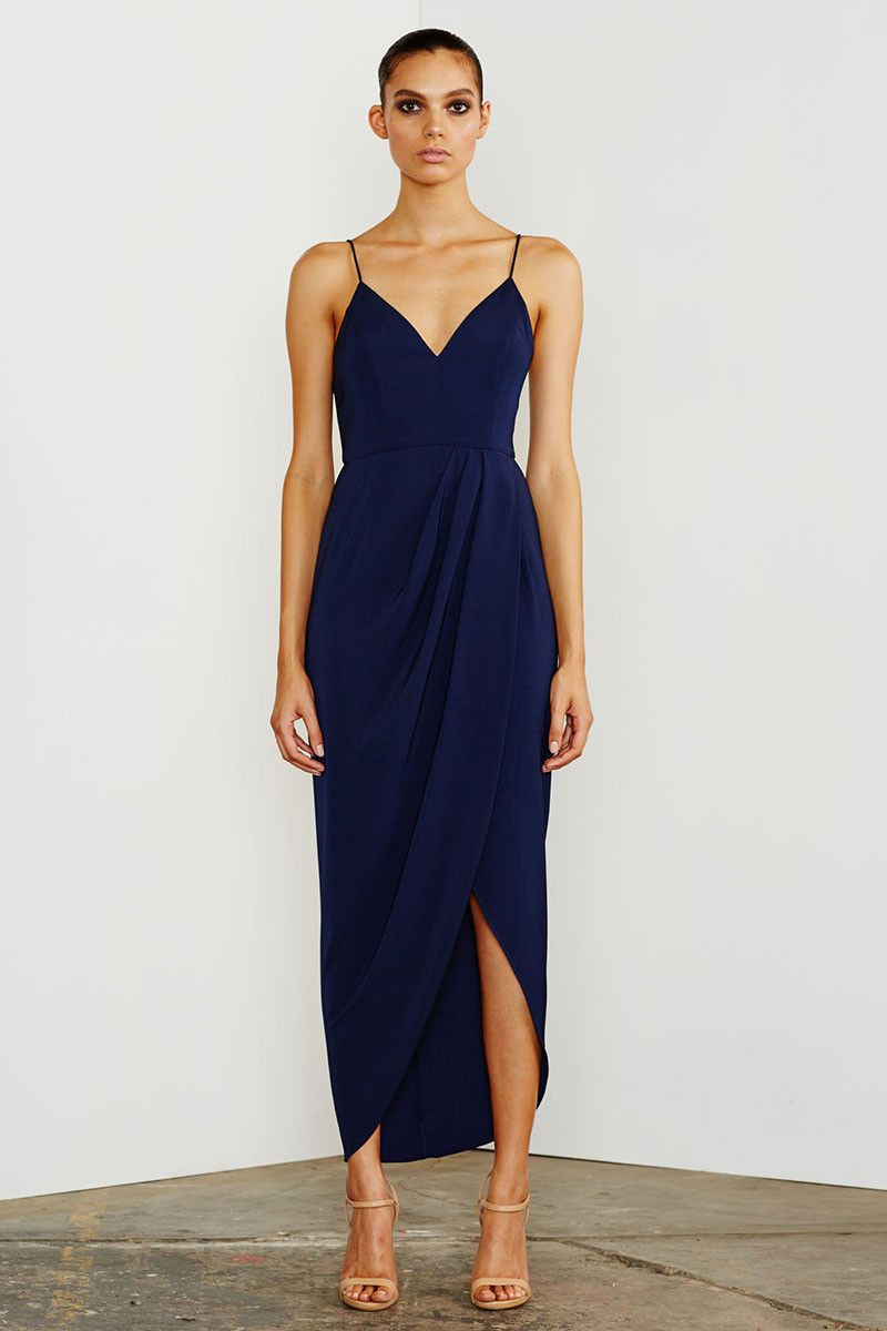 Core cocktail dress - navy | Elegant, Navy and Perfect wardrobe