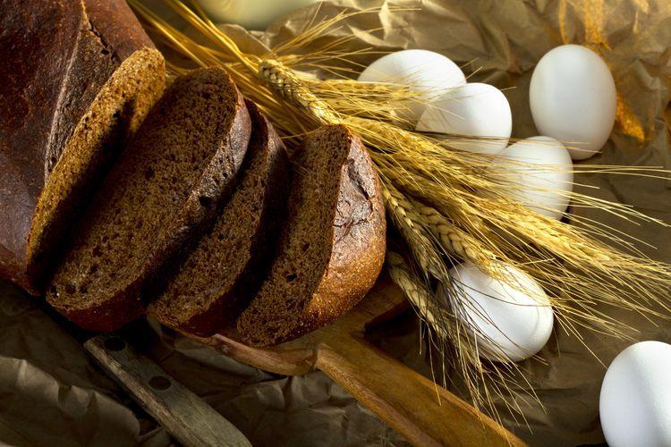 Bea's Dark Pumpernickel Bread | Recipe | Bread machine ...