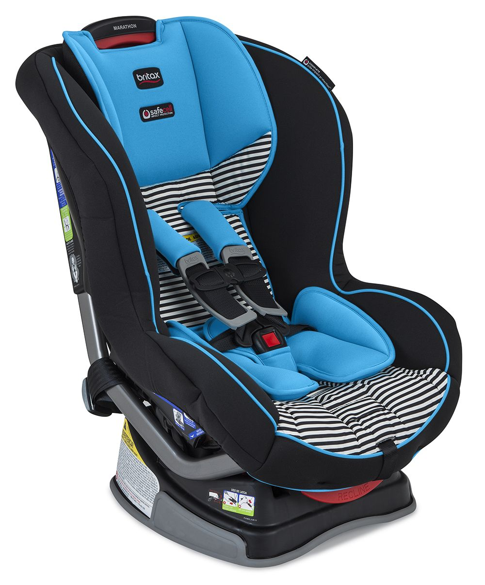 Britax Marathon Ultimate Comfort Series Convertible Car Seat In