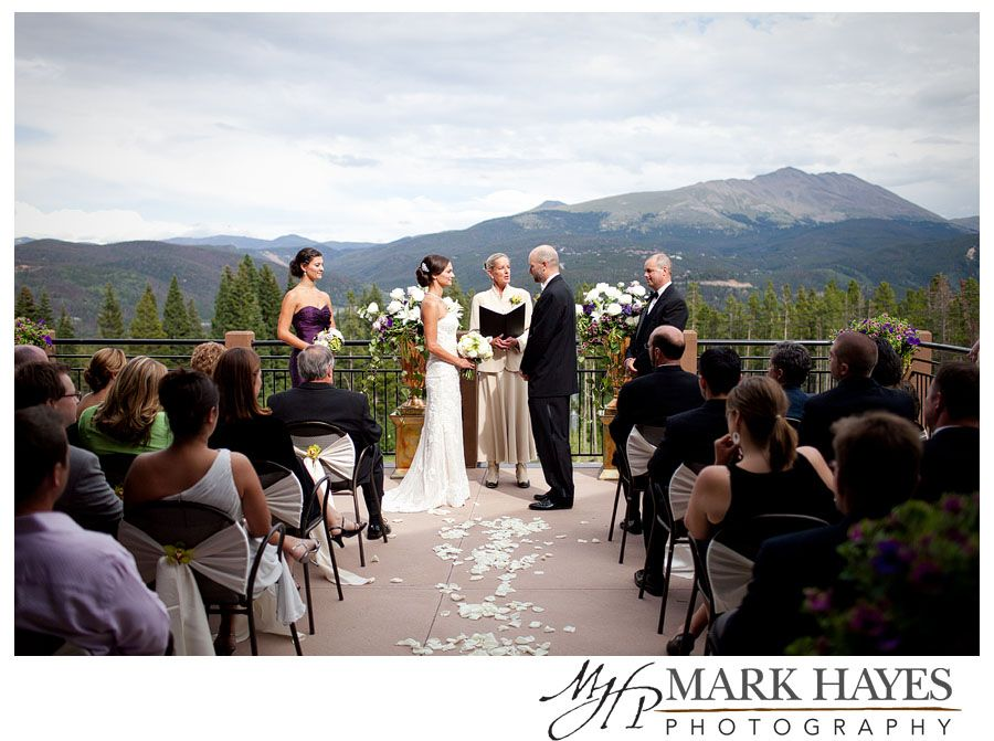 Ryan And Kristina Breckenridge Colorado Wedding At Sevens