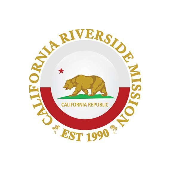 California Riverside Mission Car Decal In 2020