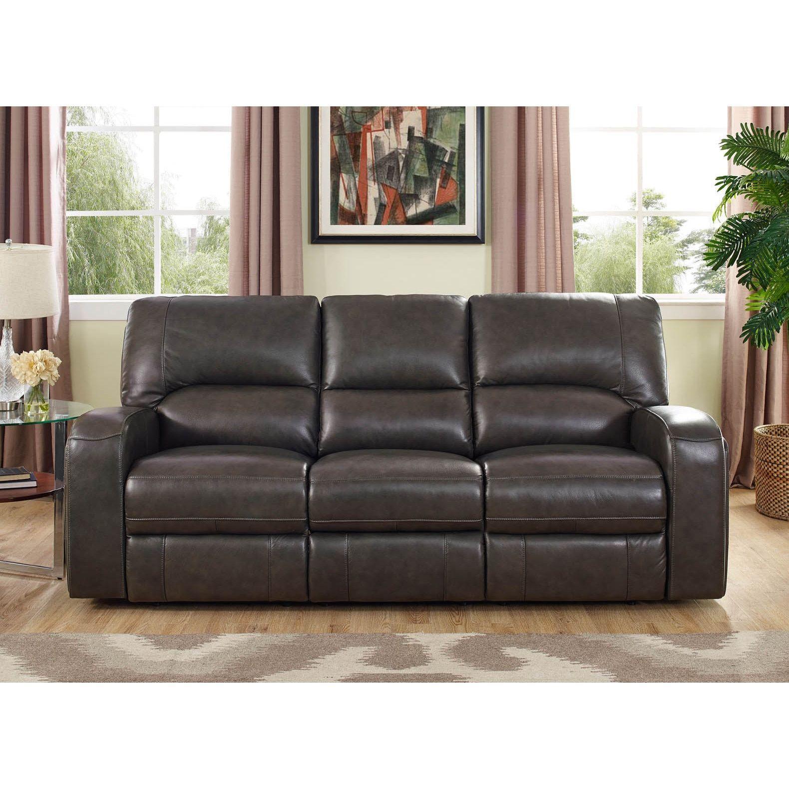 hydeline by amax newcastle top grain leather power reclining sofa rh pinterest co uk