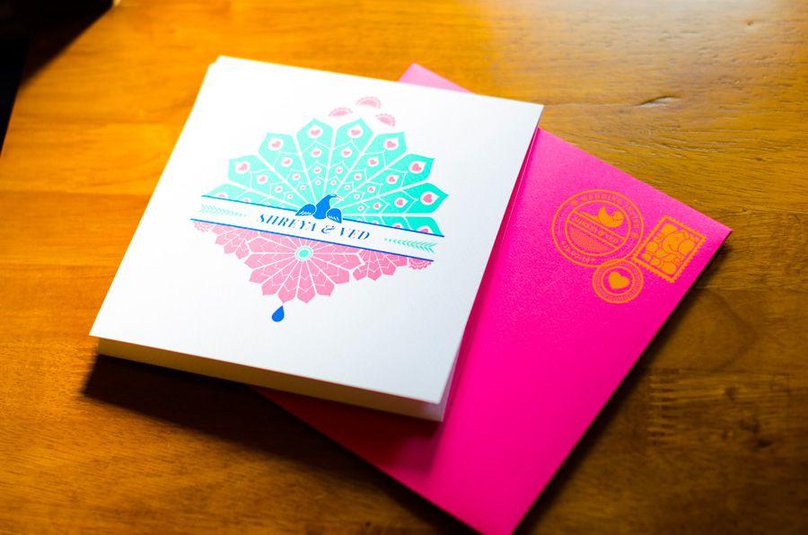 wedding invitation cards mumbai india%0A A colourful and vibrant card that still keeps it elegant  Bearing motifs of  a mehendi    Wedding Invitation DesignIndian