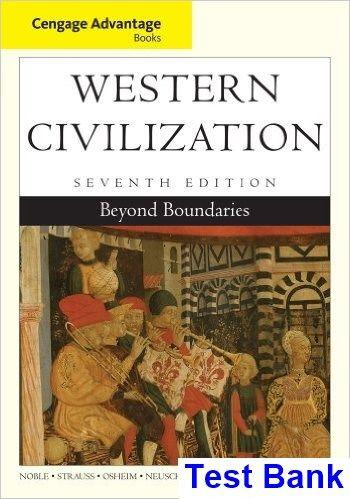 western civilization beyond boundaries 7th edition noble test bank rh pinterest com civilization 1 manual quiz answers civilization 1 manual quiz