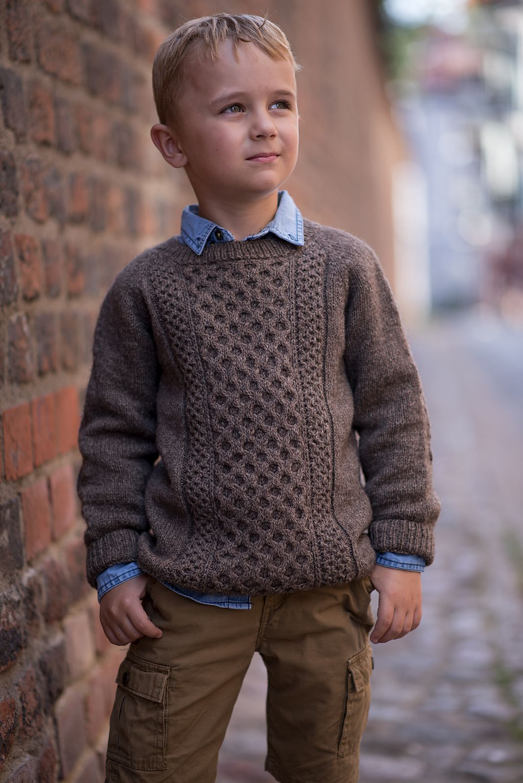 Ravelry: Mignon by Justyna Lorkowska | Boys knit sweaters ...