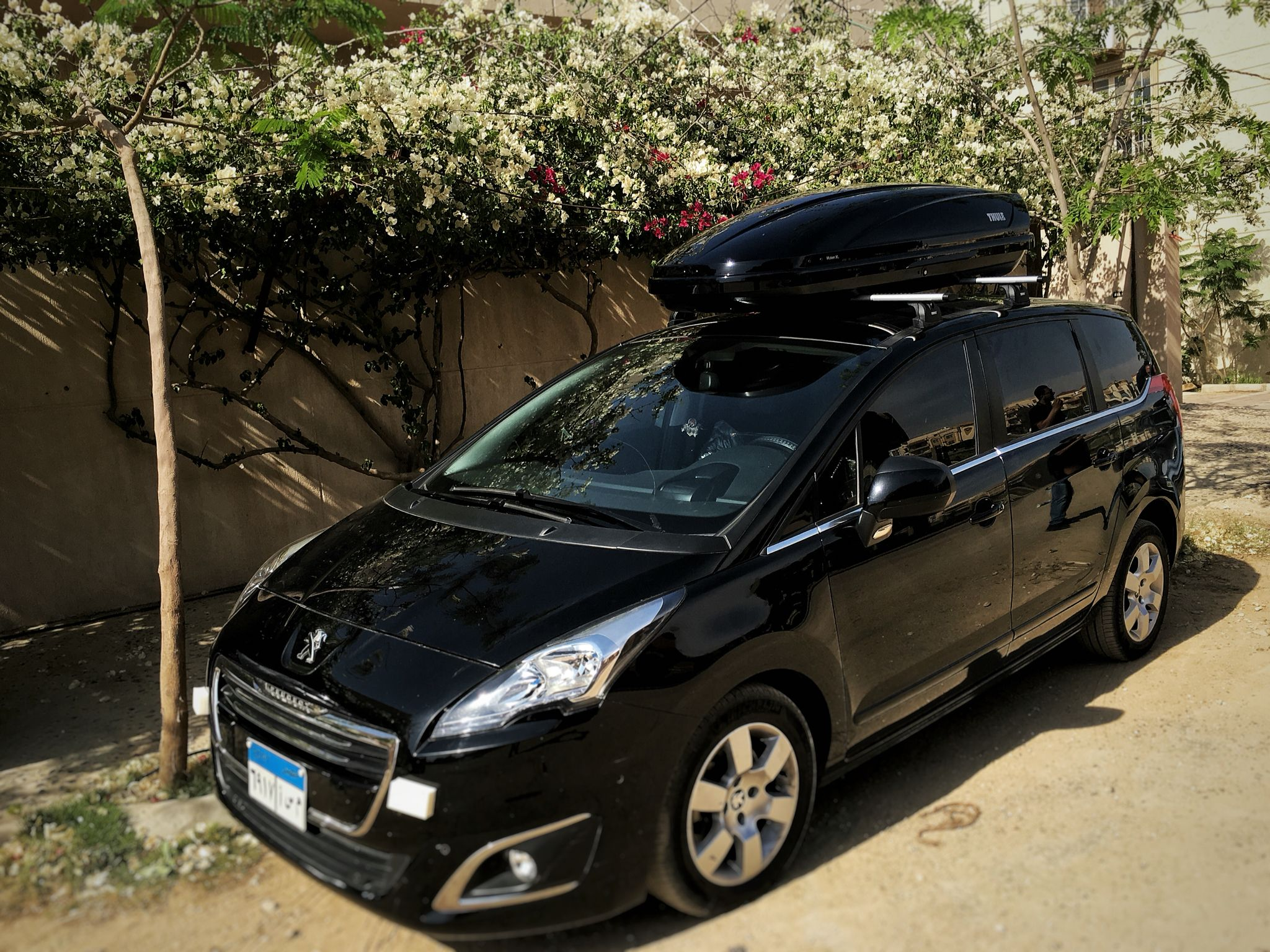 What S An Elegant Roof Box Thule Motion Xl 460 L Roof Box Thule Suv