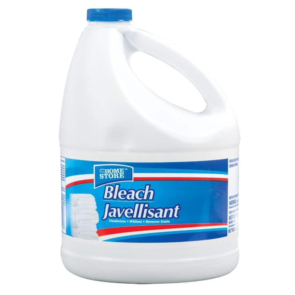 The Home Store Bleach 96 Oz Jugs Clorox Bleach Laundry Fragrance Booster Wash Scent Booster