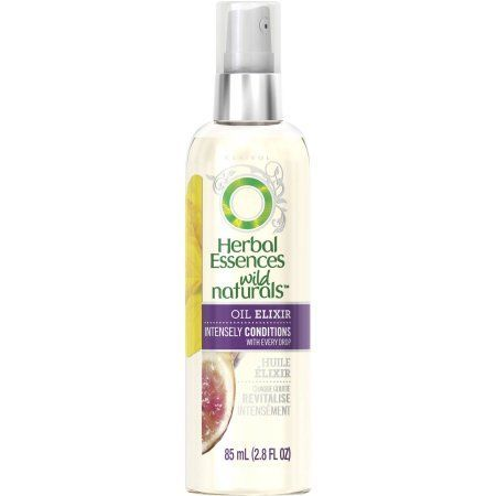 Herbal Essences Wild Naturals Rejuvenating Oil Elixir, 2.8 fl oz