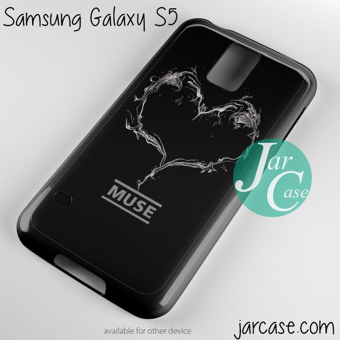 Muse Logo Phone case for samsung galaxy S3/S4/S5