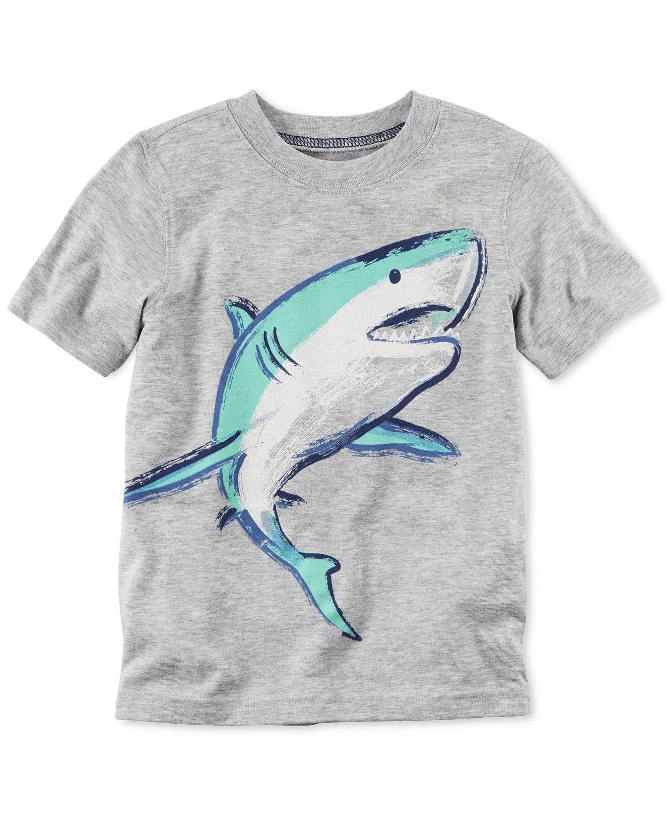 carter u0027s graphic print t shirt little boys 2 7 toddler boys