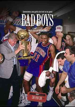 The sports documentary BAD BOYS profiles the Detroit Pistons teams of the  late  80s and early  90s who 1bc818df8