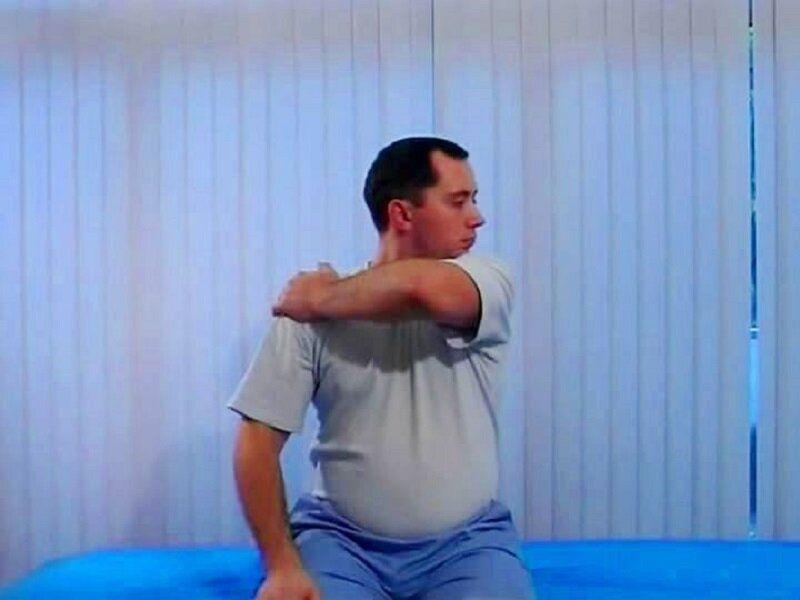 Uprazhneniya Dlya Ukrepleniya Shei Sergeya Bubnovskogo In 2021 Health Fitness Ball Exercises Fitness