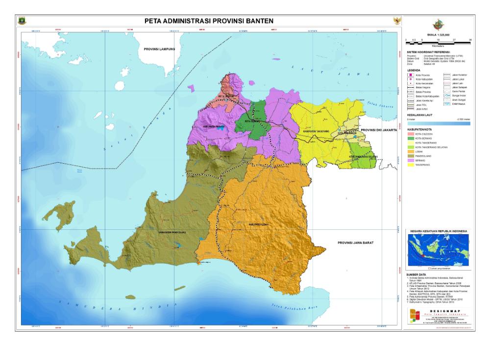 Pin Oleh Stephanus Bambang Siyamta Di Peta Wilayah Pedesaan Peta Teratai