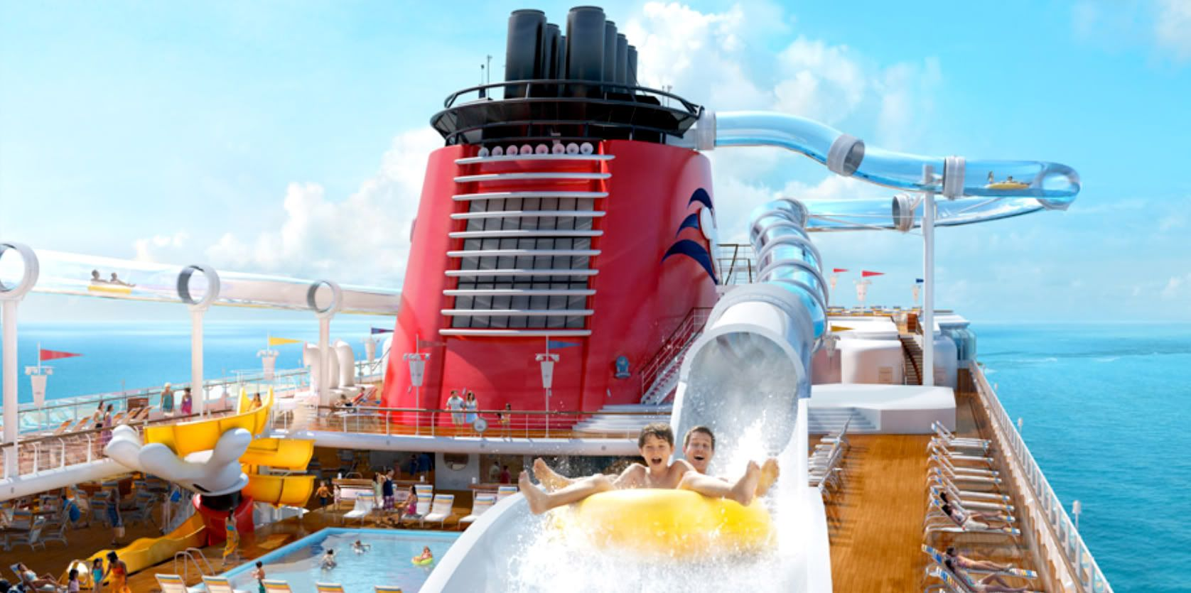 Disney Dream Cruise Ship Future Past Vacation Spots - The dream cruise ship disney