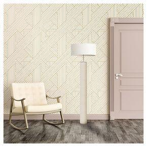 Devine Color Ribbon Peel And Stick Wallpaper Lightning And Karat Peel And Stick Wallpaper Removable Wallpaper Target Wallpaper
