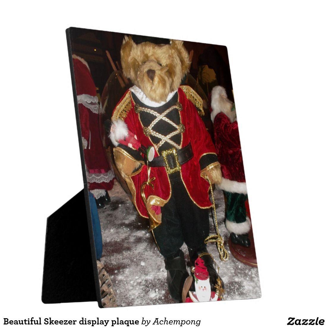 #Beautiful #Skeezer #display #plaque #Home & #Pets > Photo Plaque