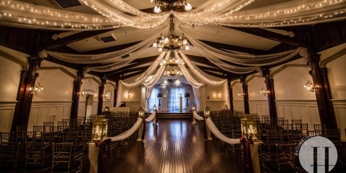The Elysian Ballroom Weddings