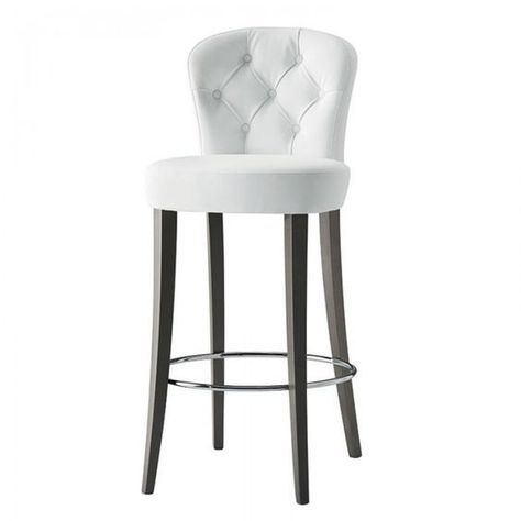 How To Reupholster A Bar Stool With A Built In Seat Alo Upholstery Cool Bar Stools Bar Chairs Design Classic Bar Stools