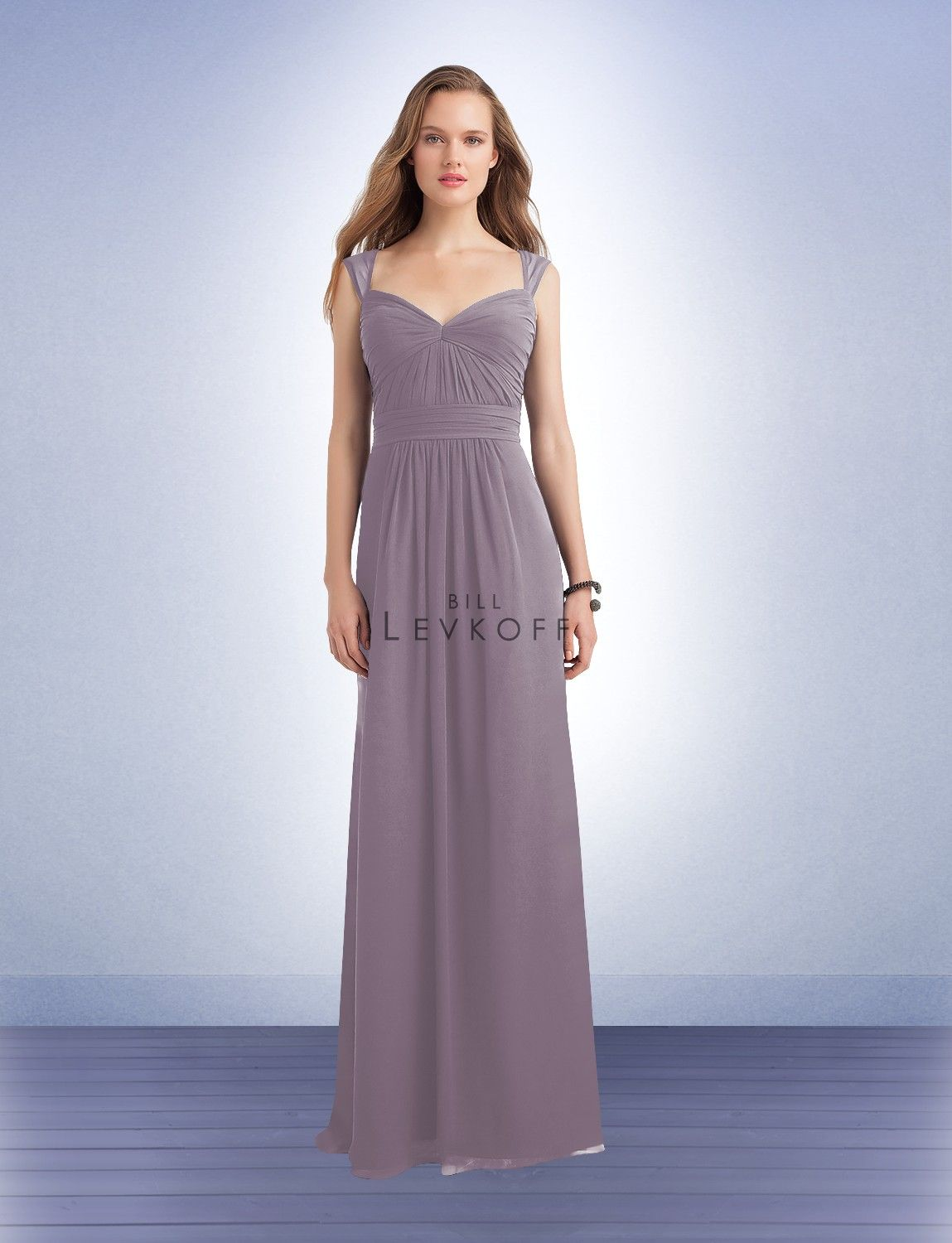 Bridesmaid Dress Style 1111 - Bridesmaid Dresses by Bill Levkoff ...