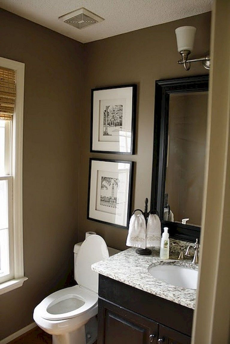 79 Beauty Small Powder Room Decorating Ideas Page 12 Of 71