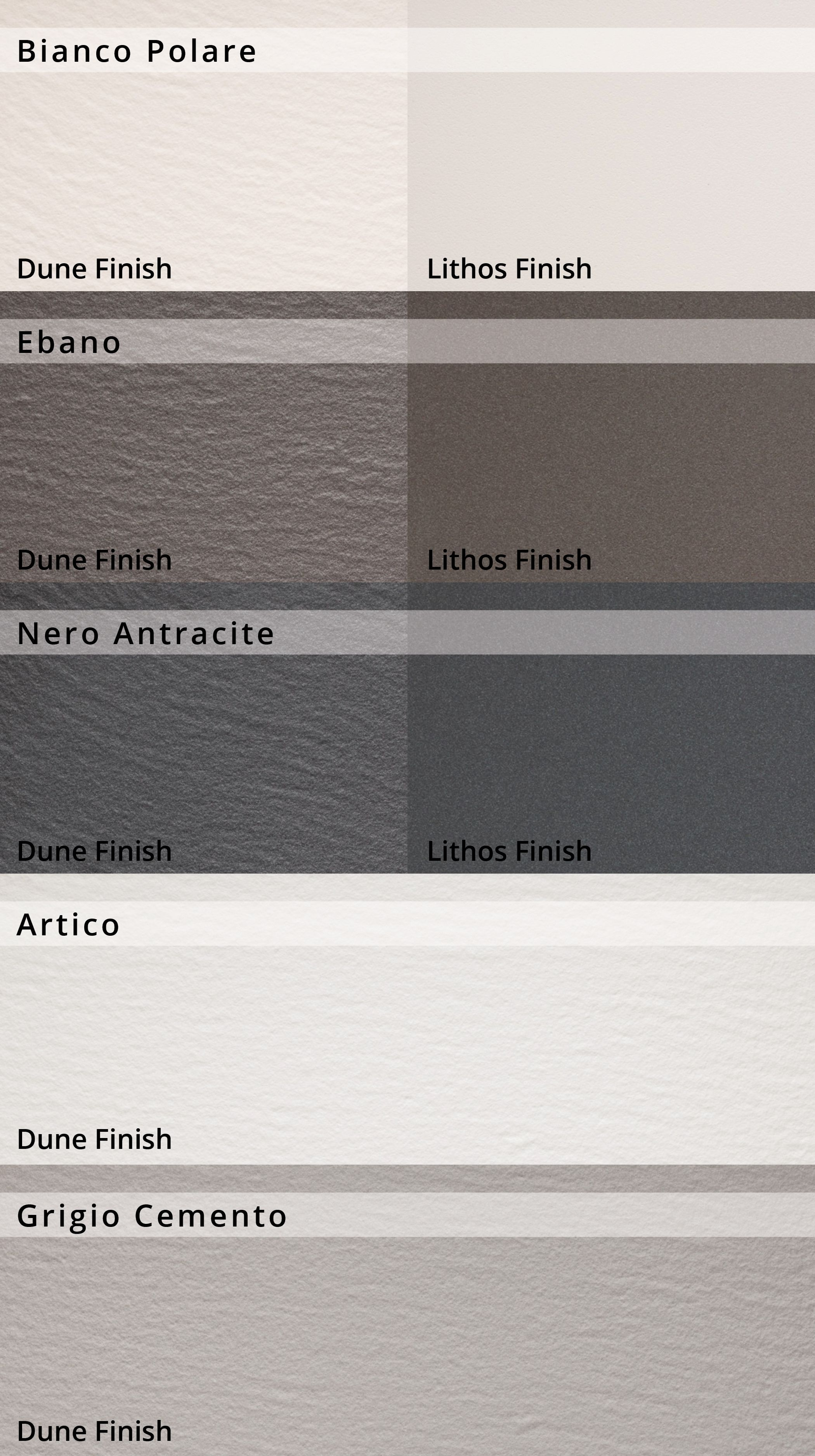 Lithos Marmor Our Lapitec Offering Now Includes Two New Finishes Dune Lithos