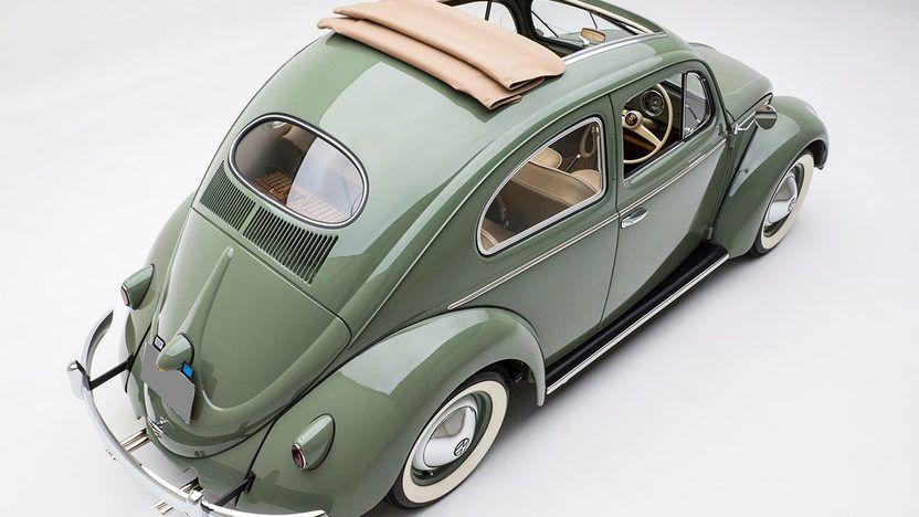 Classic VW - 1957 Volkswagen Beetle