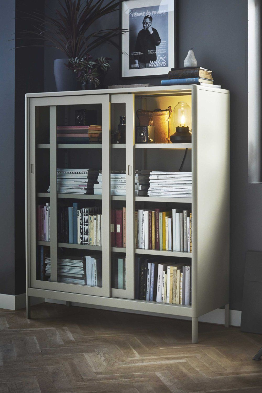 20 Meubles Bibliotheques Pour Ranger Avec Style Vos Livres Bibliotheque Vitrine Mobilier De Salon Ikea