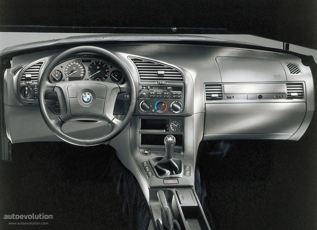 Bmw 3 Series E36 Arabalar