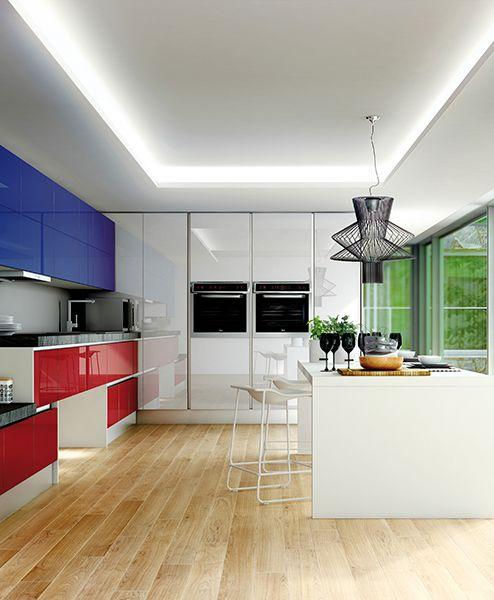 Proyecto 2: colores alegres y brillantes. luminosidad y modernidad ...