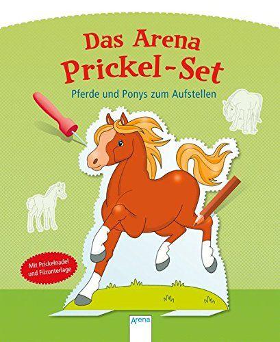 Das Arena PrickelSet Pferde und Ponys zum Aufstellen