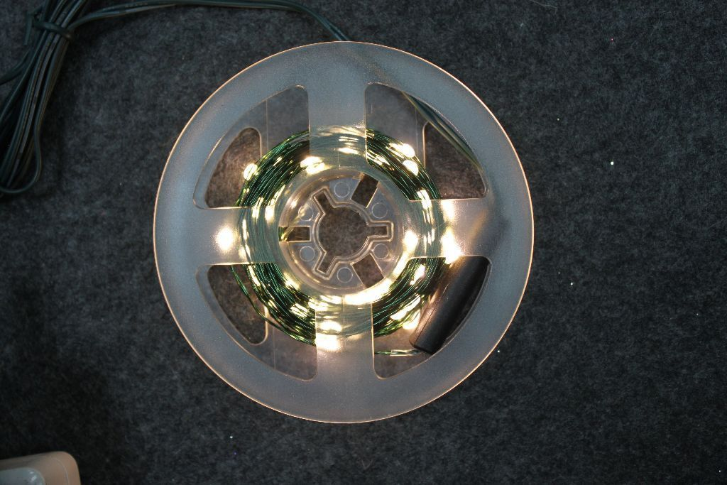 """led ultra thin lights, 4"""" spacing Case of 2"""