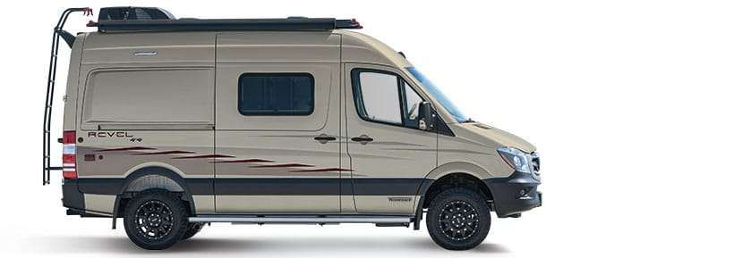 Winnebago Class B Motorhome Which One Is Right For You Class B