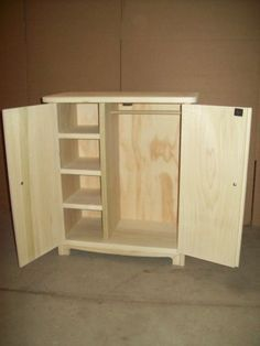 Genial Dugger This Is What Brian Needs To Make Next 18 Inch American Girl Doll  Armoire   Raw 2 Open