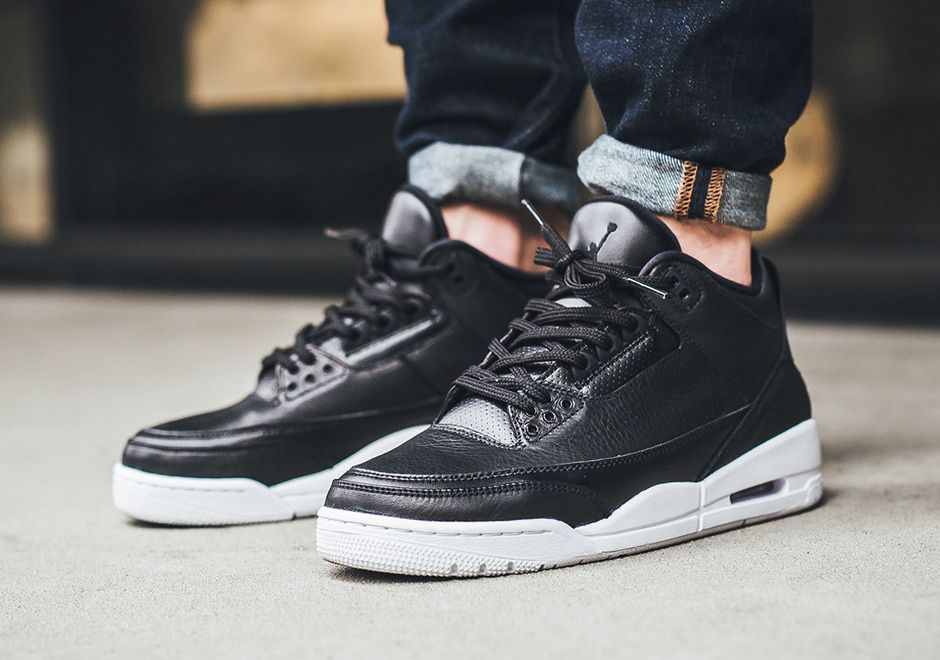 aa205083c804 The Air Jordan 3 Cyber Monday gets new on-feet photos ahead of its  Saturday