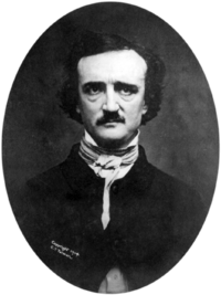 Edgar Allan Poe (born Edgar Poe; January 19, 1809 – October 7, 1849) was an American author, poet, editor and literary critic, considered part of the American Romantic Movement. Best known for his tales of mystery and the macabre, Poe was one of the earliest American practitioners of the short story and is considered the inventor of the detective fiction genre. He is further credited with contributing to the emerging genre of science fiction